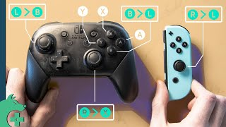BEST uses for the new Controller Remapping on Nintendo Switch