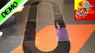 极品飞车  OVERDRIVE 超级 炫酷 智能 玩具 赛车 遥控 机器 汽车 模型 手机 APP 开箱 展示