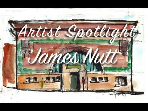 Artist Spotlight - James Nutt