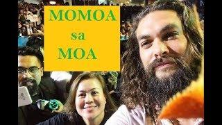 Jason Momoa in Manila