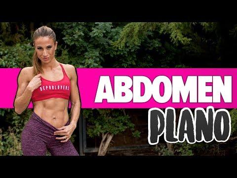 MARCAR ABDOMEN RÁPIDO: 4 ejercicios para principiantes | Super Fast Abs Workout Mp3