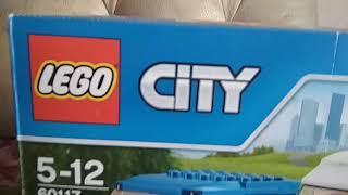 Трейлер Лего Сити 60117