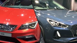 2017 Hyundai i30 vs. 2017 Seat Leon