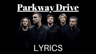 Parkway Drive - Cemetery Bloom w/ lyrics