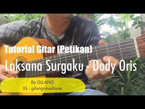Laksana Surgaku - Dudy Oris || Tutorial Gitar || Petikan
