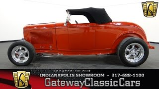 1932 Ford Roadster - Gateway Classic Cars Indianapolis - #534 NDY Mp3