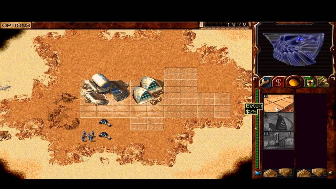 dune der wüstenplanet spiel