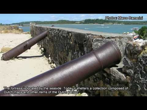 Igarassu and Fort Orange, Pernambuco - Brazil