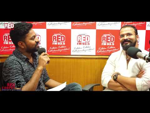 #Jayasurya | #Pretham2 | Red Carpet | RJ Mike | Red FM Malayalam