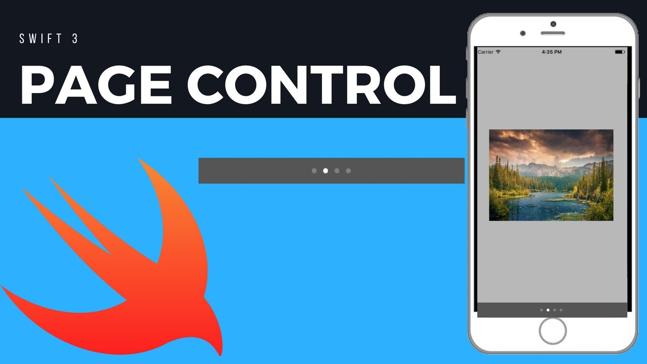 IMAGE SLIDE SHOW || PAGE CONTROLLER IN SWIFT 3