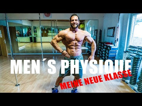 Men´s Physique in Portugal oder Classic Physique in New York | Antwortvideo für Steve Benthin