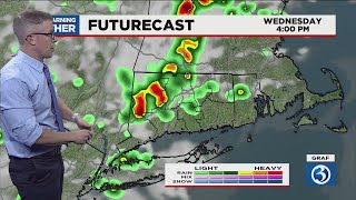 FORECAST: Severe thunderstorm watch issued for entire state