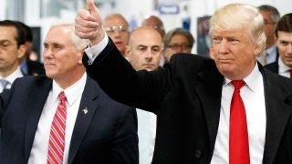 Trump and Pence kick off nationwide