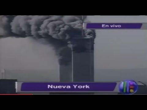 11 HORAS!!! 11 Sep 2001 - Torres Gemelas - Hechos (Transmisión Completa