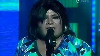 YO ME LLAMO BOLIVIA | ALEJANDRA GUZMAN - DIA DE SUERTE (07/AGO/13)