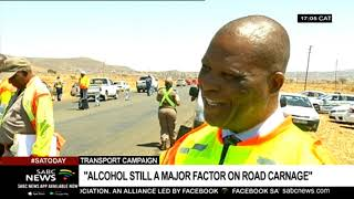 Drunken driving and impatient road users are a major cause of road ...