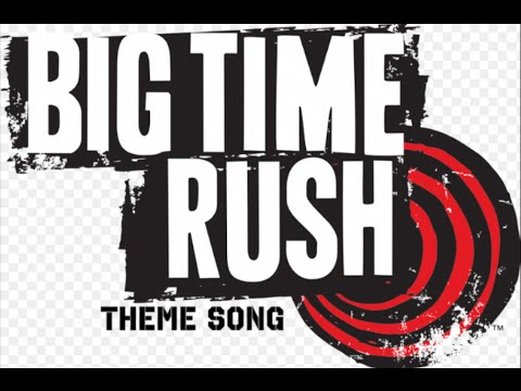 Big Time Rush Theme Song - Lyrics (Full Version)