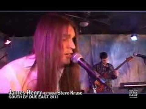 James Henry & Steve Krase - LIVE @ SOUTH BY DUE EAST 2013 (Live Blues Music)