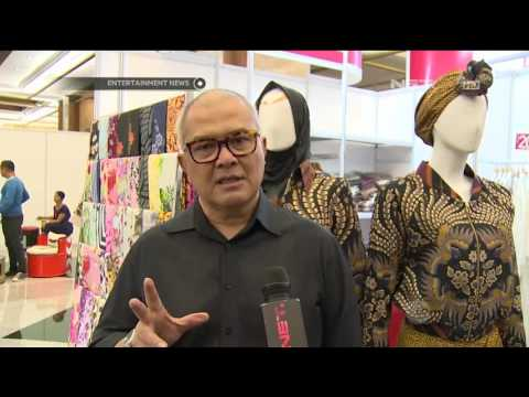 Itang Yunasz Gelar Fashion Show Bertema Batik