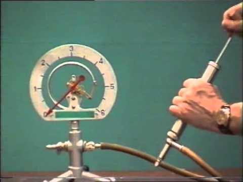 Манометры и барометры