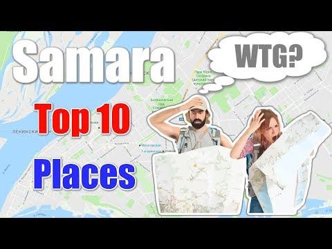 What to see in Samara, Russia. Top 10 interesting places to visit in Samara, Russia.