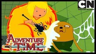 Время приключений | Поезд ужасов | Cartoon Network