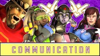 Overwatch Grandmasters Attempt to Communicate