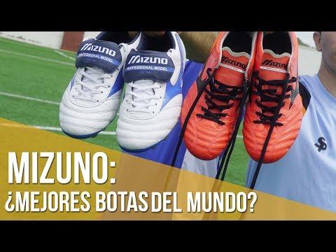 zapatos de futbol mizuno en santiago