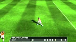 Tutorial de Dribles no FIFA 09 pc [teclado]
