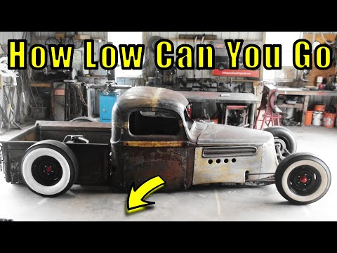 47 Ford Truck Rat Rod - We Have A Roller