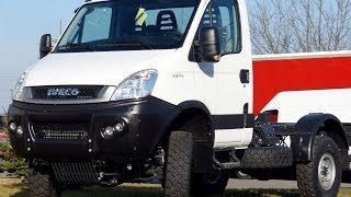 IVECO daily 4x4 + Daily VAN 35S