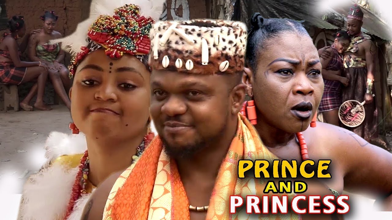 Download Prince And Princess Season 3 & 4 - ( Ken Erics / Regina Daniels ) 2019 Latest Nigerian Movie