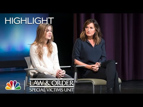 Law & Order: SVU - We're All in This Together (Episode Highlight)
