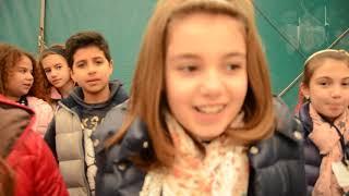 IL MOSAICO DI ANDREINA-2014- Scuola 3e4 Elementare di San Leo- Arezzo- Progetto scuola al mosaico