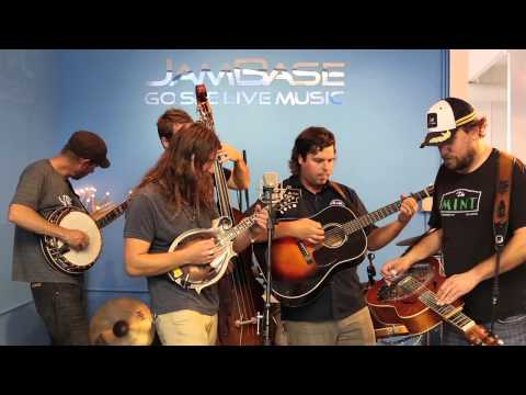 Live at JamBase HQ Episode 16: Greensky Bluegrass