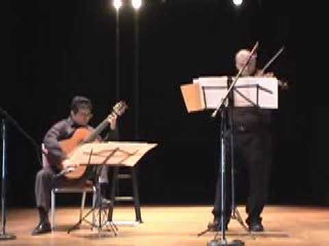 Histoire du Tango by Astor Piazzolla (excerpts)