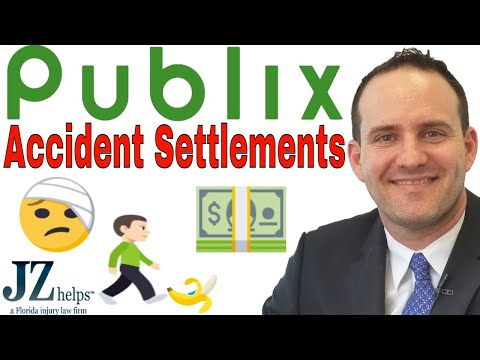 Publix Supermarket Injury Claims for Accidents in Florida