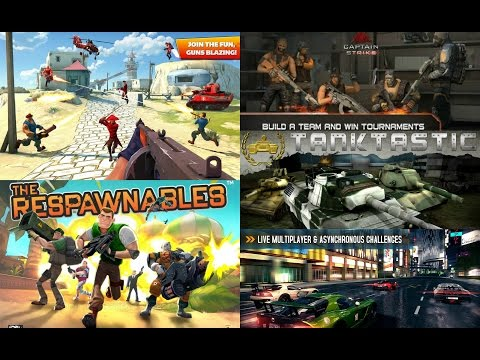 TOP FREE MULTIPLAYER GAMES FOR ANDROID PART 1