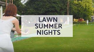 Lawn Summer Nights in London