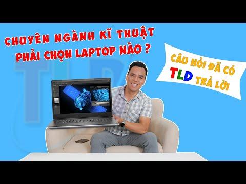 Bình Chọn Laptop Tốt Nhất Cho Đồ Hoạ Kỹ Thuật Năm 2020