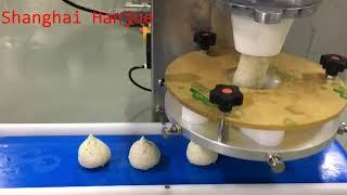 How to make arancini/ rice ball by hanjue machine/ mini arancini make machine