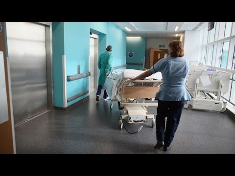 NHS Hospitals Have Run Out of Beds