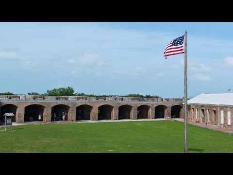 Key West - Checking out Fort Zachary Taylor