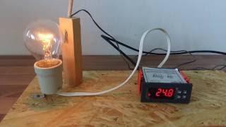 RC-113M AC 220V 2A PID Digital Thermostat Regulator Controller