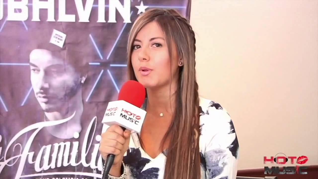 Download J balvin entrevista hot music tv