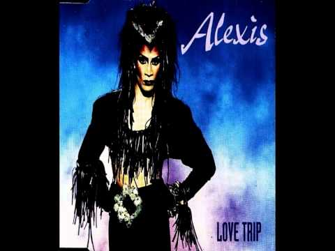 Alexis - Love Trip (DownSpeeded -10% Eurodance 1994)