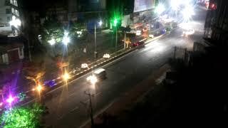 Ivanka Trump convoy in Hyderabad