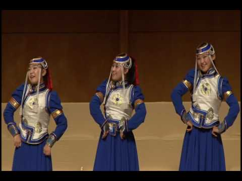 Happy Song - Inner Mongolian Youth Choir