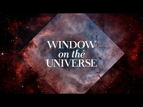 WINDOW ON THE UNIVERSE - Hubble Anniversary Tribute