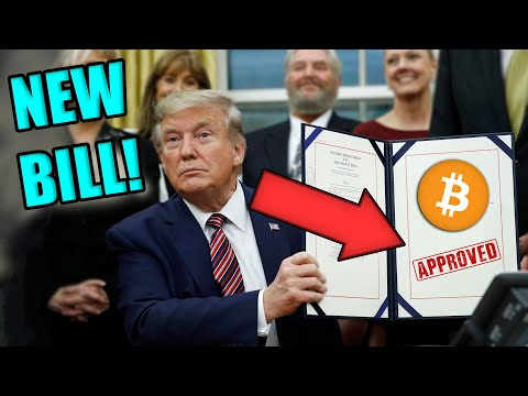 "The USA May Lead Bitcoin's Next Bull Run 📈 | Congress Has Just Proposed ""Cryptocurrency Act Of 2020"""